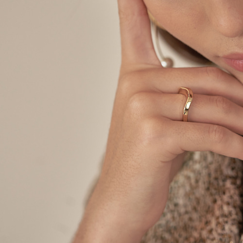 #830 RING [GOLD]